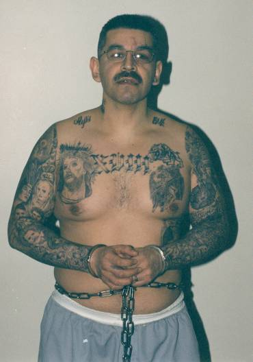 Mexican Mafia Communication In Prison