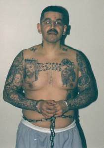"Not A God -- Mexican Mafia Gangster Frank ""Puppet"" Martinez"
