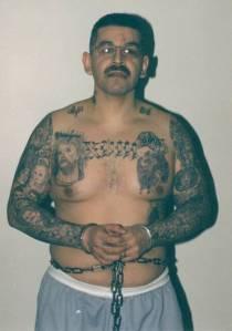 """Not A God -- Mexican Mafia Gangster Frank """"Puppet"""" Martinez"""