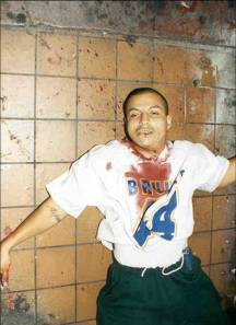 "18th Street ""Shot Caller"" Lefty Cazales Was Rubbed Out by His Homies When He Crossed Janie (""Mom"" Garcia"