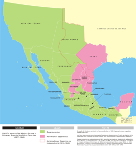 Mexico Before The Mexican American War