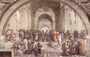 The School of Athens, Raphael