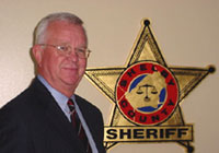 The Law West of Georgia -- Shelby County Sheriff Chris Curry