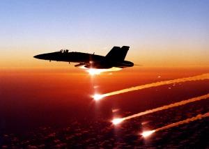 F/A-18C Hornet)