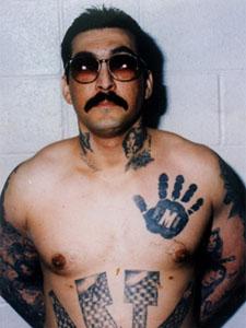 Mexican Mafia Adopted Black Hand Symbol of Sicilian Mafia