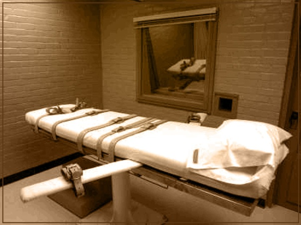 Gangsters Favor Capital Punishment -- So Long As They Are The Executioners