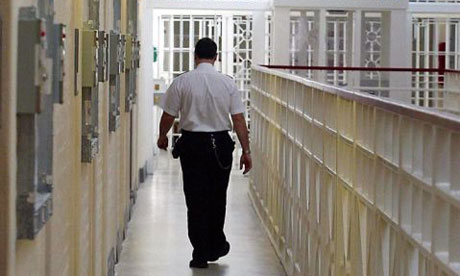 """Working in a """"Correctional"""" Institution Can Be Stressful and Hazardous"""