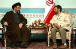 Friends of Theirs Number One: Nasrallah and Ahmedinijad