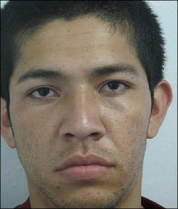 "The Sullen Face of the 18th Street Gang in Maryland -- Joel Y. (""Jhony"") Ventura-Quintanilla"