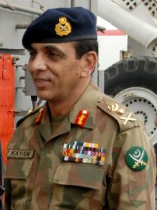 Pakistani Army Gen. Ashfaq Kayani, chief of army staff