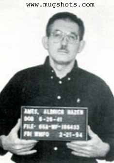 Funny, CIA Agent Aldrich Ames Didn't Look Like a Russian Mole