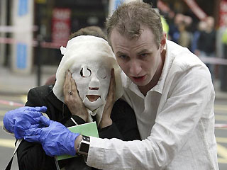 Victim of 2005 London Transit Bombings