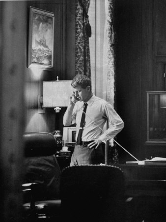 Unlike Many Contemporary Idealists, Attorney General Robert F. Kennedy Clearly Understood the Threat of Organized Crimes and Was A Relentless Gang-Buster