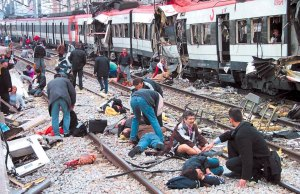 2004 Madrid Train Bombing