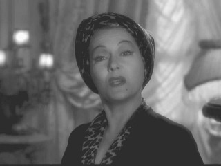 Gloria Swanson as Faded Silent Movie Queen Norma Desmond (1950)