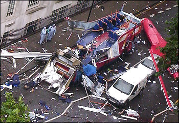 London Transit Bombing 2005