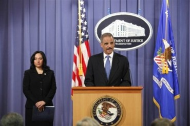 "Attorney General Eric Holder Announces Obama Administration's ""Medical Marijuana"" Tolerance Guidelines"