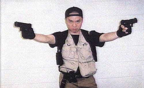 Virginia Tech Mass Shooter Cho Used Handguns