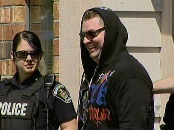 One Doubts UN Gang Leader Clay Roueche Will Be Laughing at His Sentencing