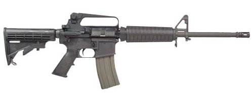 2002 Washington Beltway Snipers Used a Bushmaster AR-15 Clone Like This Rifle