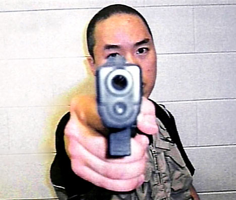Virginia Tech Shooter Cho Seung-Hui Used Killing Tool Widely and Easily Availableon U.S. Civlian Market to Decimate Virginia Tech Campus -- High-Capacity Semi-Automatic Pistol