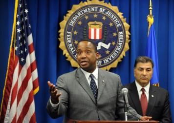 U.S. Attorney Andre Birotte