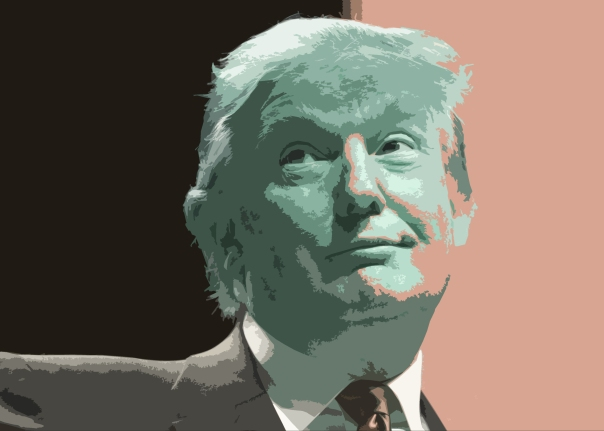 Goofy Trump copy